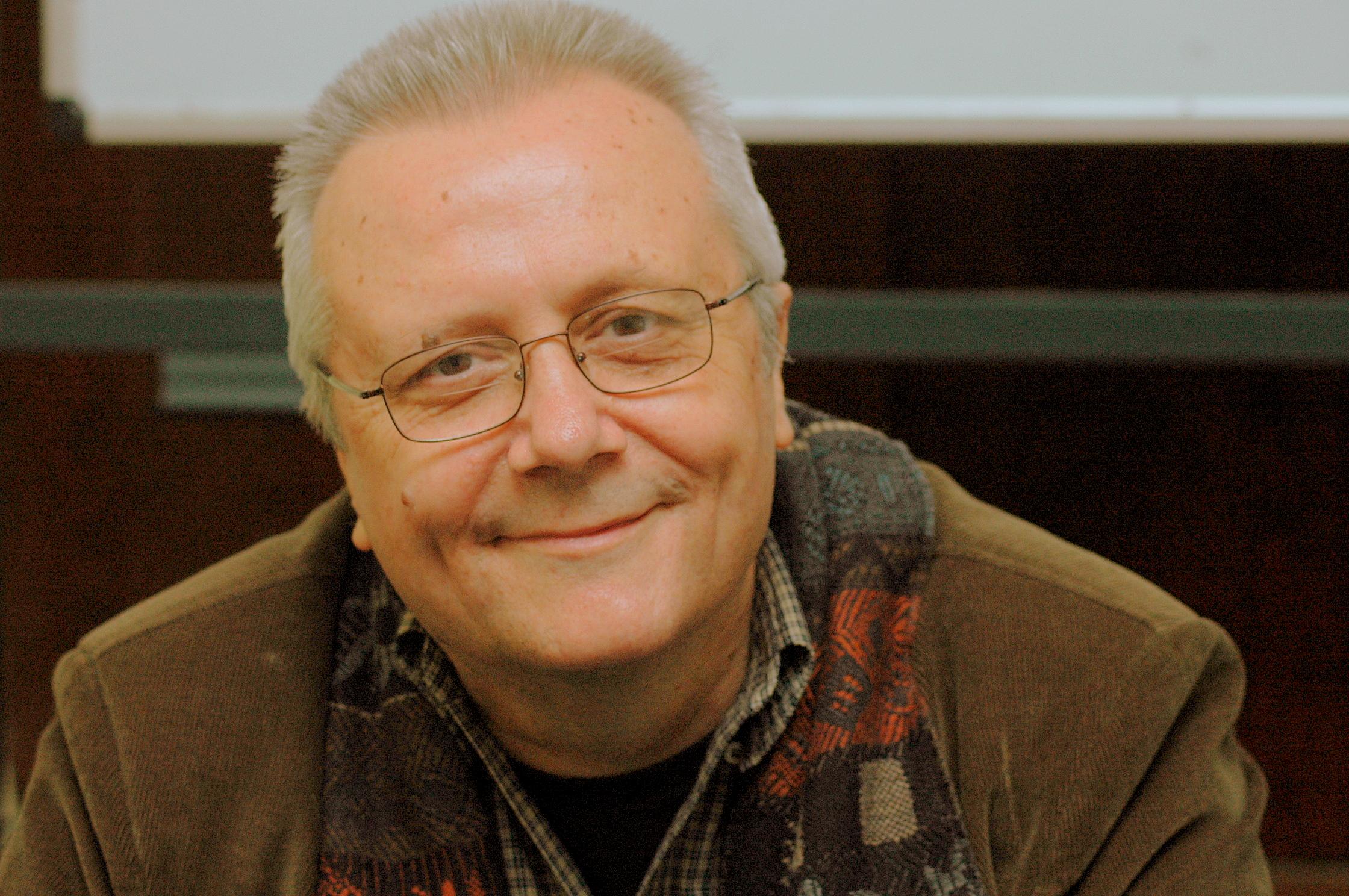 Prof. dr hab. Jerzy Perzanowski